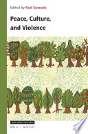 Peace  Culture  and Violence