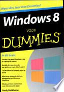 Windows 8 Voor Dummies Druk 1