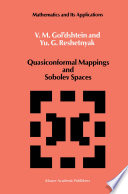 Quasiconformal Mappings and Sobolev Spaces