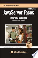 JavaServer Faces Interview Questions You ll Most Likely Be Asked