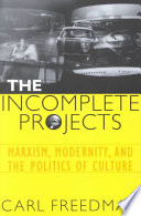 The Incomplete Projects