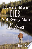 download ebook every man dies, not every man lives pdf epub
