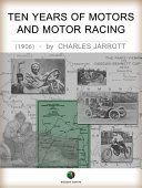download ebook ten years of motors and motor racing pdf epub