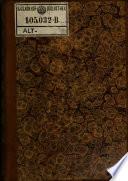 Giornale per servire ai progressi della Patologia e della materia medica, compilato da Bufalini (etc.)