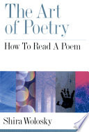 Ebook The Art of Poetry Epub Shira Wolosky Apps Read Mobile
