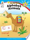 Alphabet Animals  Grades PK   K