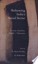 Reforming India's Social Sector