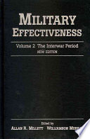Military Effectiveness