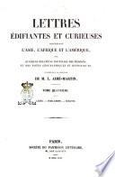 Lettres Edifiantes et Curieuses