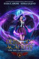 Demigods Academy Book 6