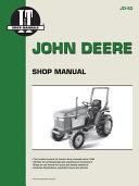 John Deere Shop Manual 670 770 870 970&1070