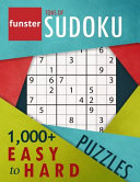 Funster Tons Of Sudoku 1 000 Easy To Hard Puzzles