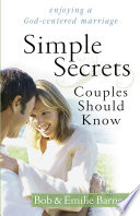 Simple Secrets Couples Should Know : ...