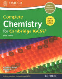 Complete Chemistry for Cambridge Igcse Student Book and Workbook Pack