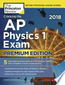 Cracking the AP Physics 1 Exam