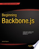 Beginning Backbone js