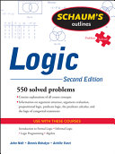 Schaum s Outline of Logic  Second Edition