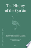The History of the Qur    n