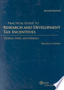 Practical Guide To Research And Development Tax Incentives