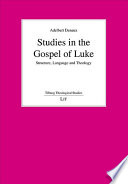 Studies in the Gospel of Luke