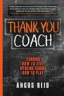 Thank You Coach