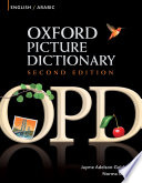 Oxford Picture Dictionary English Arabic Edition  Bilingual Dictionary for Arabic speaking teenage and adult students of English