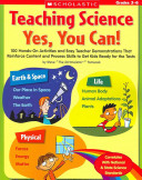 Teaching Science   Yes  You Can