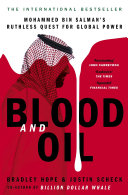Book Blood and Oil