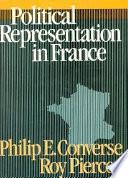 Political Representation in France