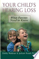 Your Child S Hearing Loss