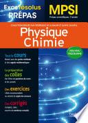 Exos R  solus   Pr  pas Physique Chimie MPSI