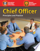 Chief Officer  Principles and Practice