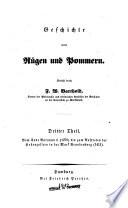 Geschichte von Rügen und Pommern