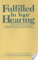 Fulfilled in Your Hearing