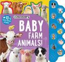 Discovery Baby Farm Animals