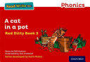 Read Write Inc  Phonics  Red Ditty Book 3 a Cat in a Pot
