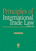 Principles of International Trade Law