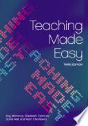 Teaching Made Easy