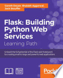 Flask Building Python Web Services