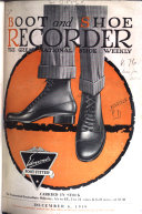 Boot and Shoe Recorder