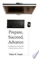 Prepare  Succeed  Advance