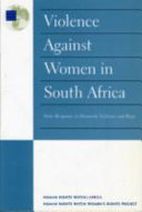 Violence Against Women in South Africa