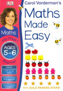 Maths Made Easy Ages 5 6 Key Stage 1 Beginner