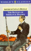 The Return Of Sherlock Holmes : the reichenbach falls, doyle bowed...