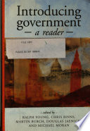 Introducing Government