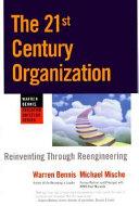 The 21st Century Organization