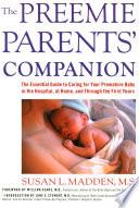 The Preemie Parents  Companion Book PDF