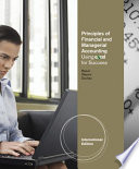 Principals of Financial and Managerial Accounting Using Excelr for Success