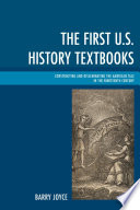 The First U S  History Textbooks