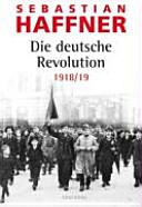 Die deutsche Revolution